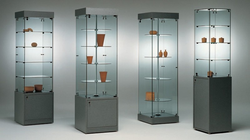 Speciale Series Display Cabinets & Cases